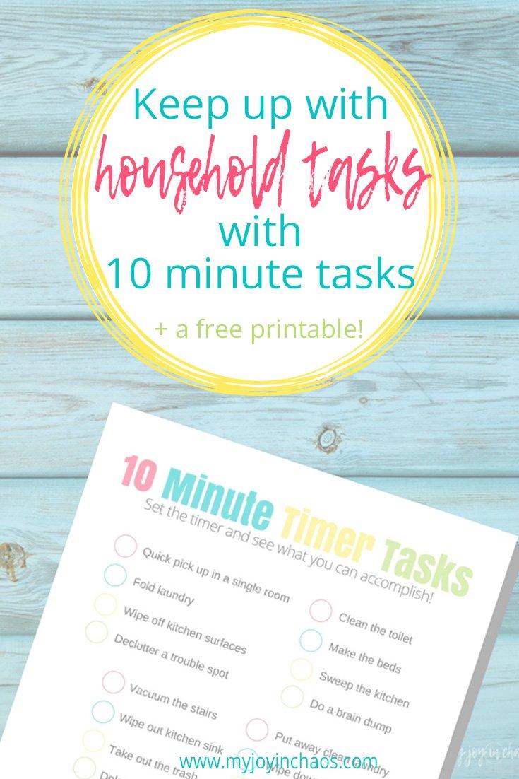 timer tasks