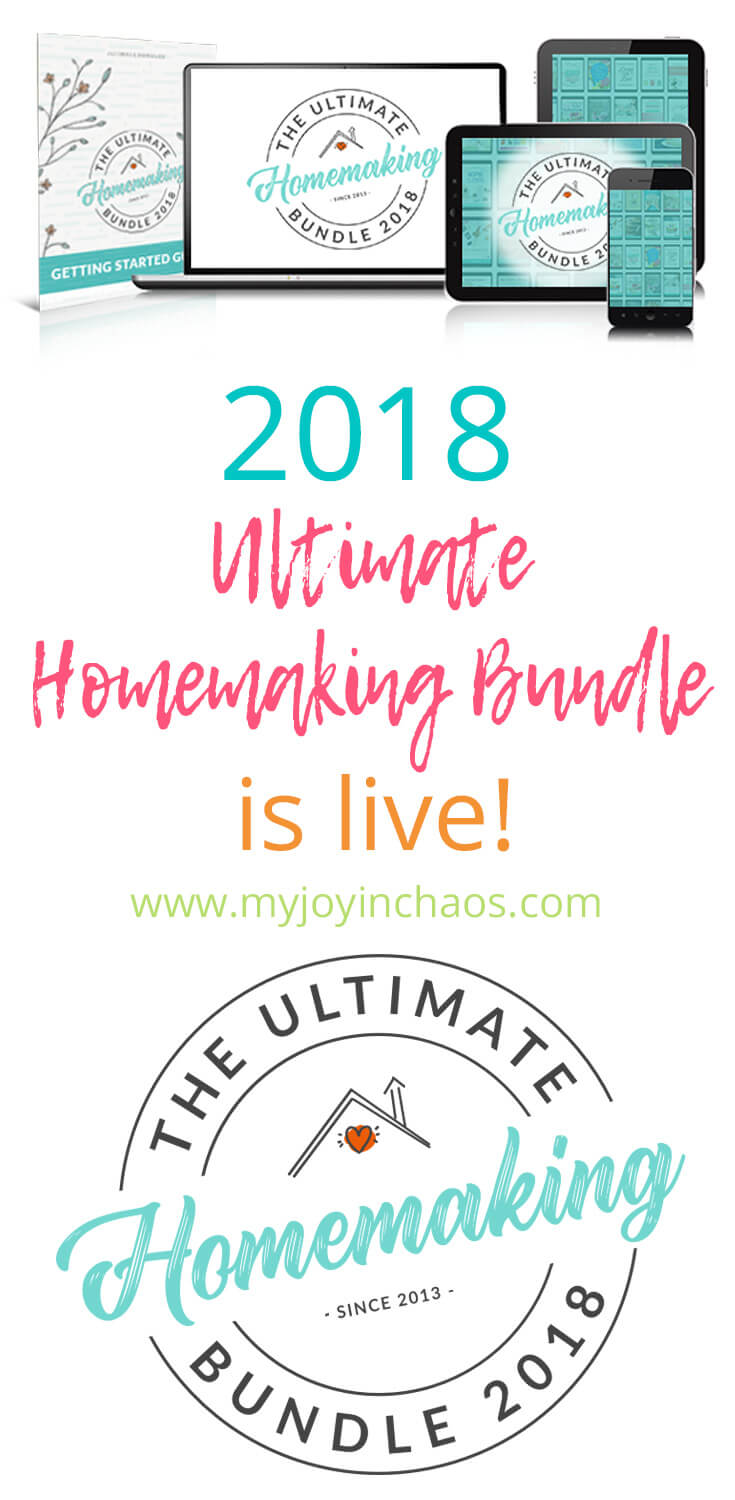 ultimate homemaking bundle