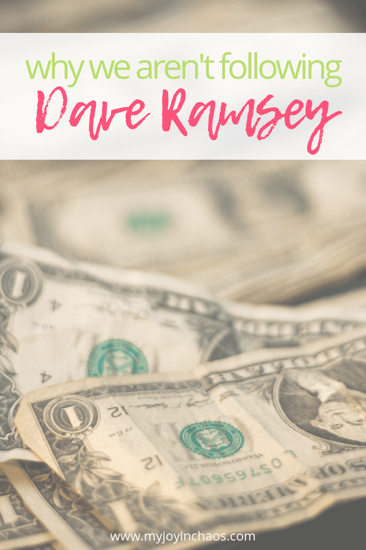 dave ramsey debt snowball