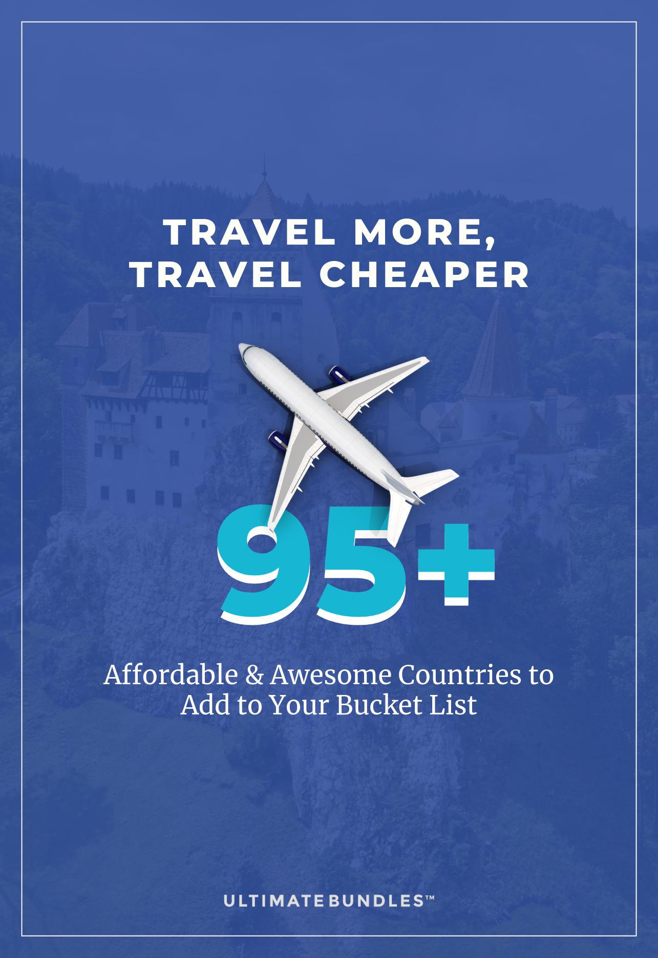 travel cheaper ecourse