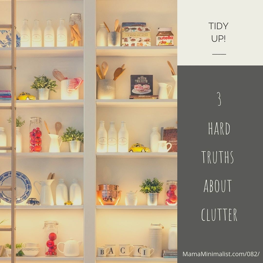 truth about clutter podcast