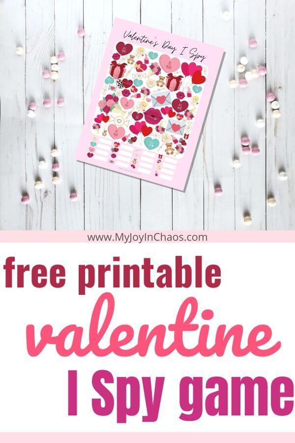 free printable valentine i spy game