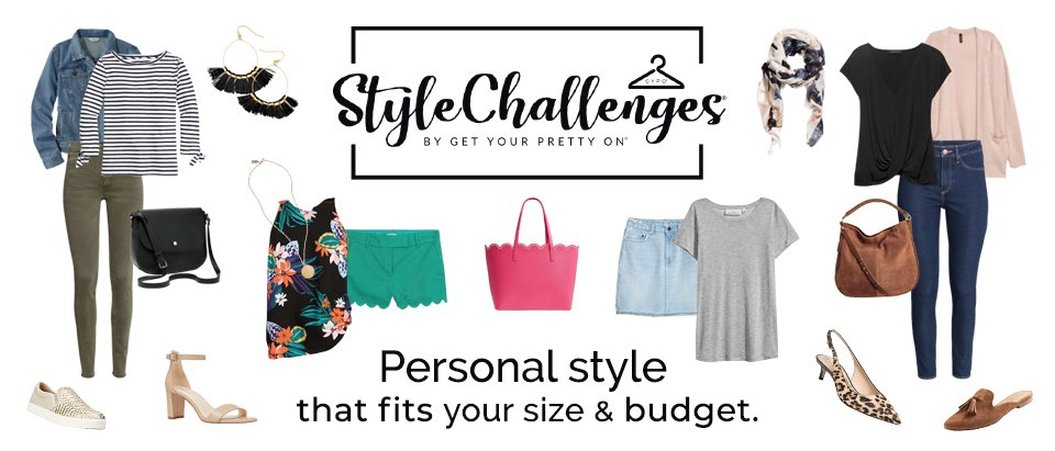 wardrobe staples style challenges