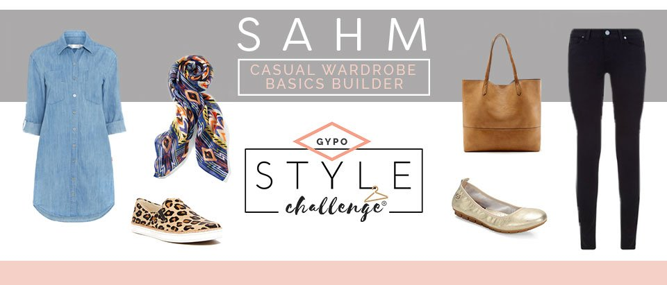 sahm wardrobe staples