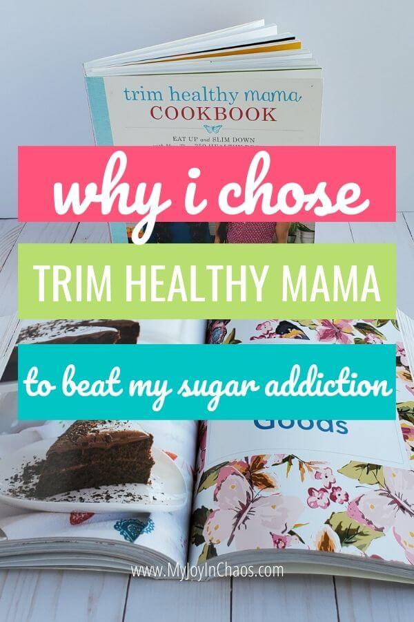 trim healthy mama cookbooks