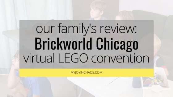 brickworld chicago family review title